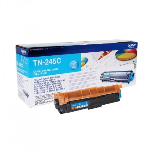 Materiały do drukarki Brother - Toner TN245 cyan