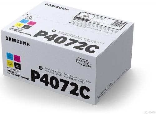 Samsung CLT-P4072C/ELS - Zestaw tonerów CMYK