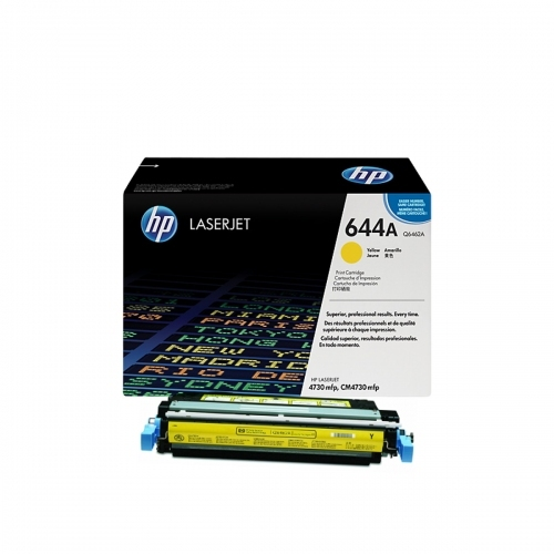HP Q6462A - Toner żółty (yellow)