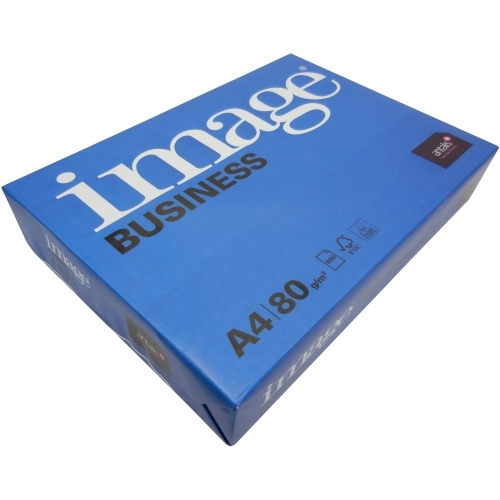 Papier do drukarek Image Business A4, 80 g., biay, LG, ryza 500 ark.