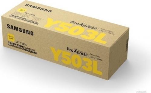 Samsung CLT-Y503L/ELS - Toner żółty (Yellow)