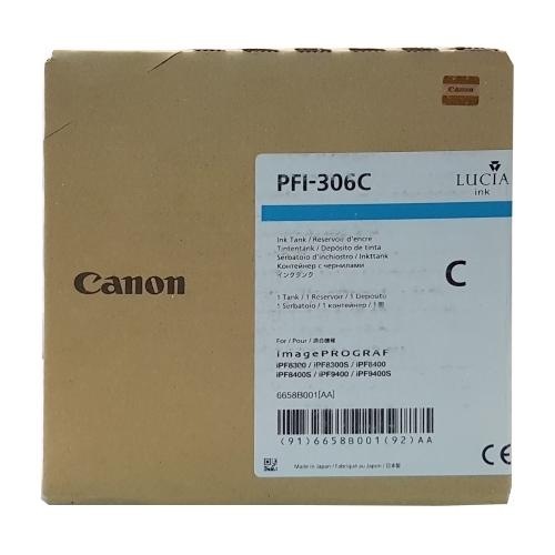 Canon PFI-306 C - Wkład drukujący błękitny (Cyan)