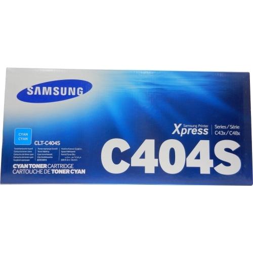 Toner Samsung Cyan CLT-C404S 1000str /SL-C430/C430W/C480/C480W/C480FN/C480FW