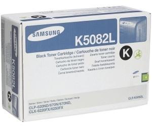 Samsung CLT-K5082L/ELS - Toner czarny (black) powiększony