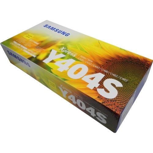 Toner Samsung Yelow CLT-Y404S 1000str /SL-C430/C430W/C480/C480W/C480FN/C480FW