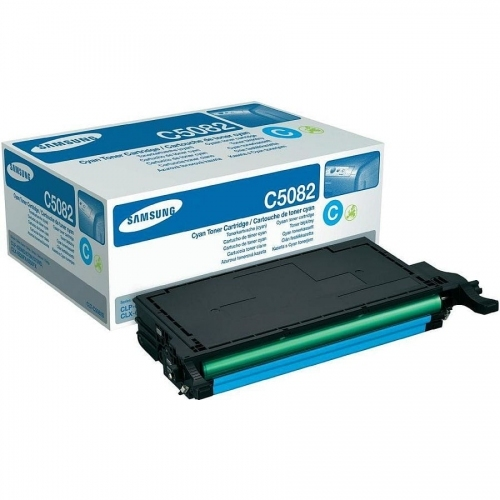 Samsung CLT-C5082S/ELS - Toner błękitny (cyan)
