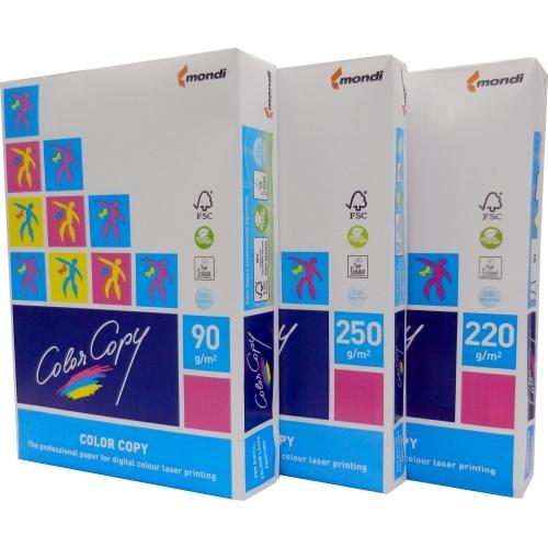 Papier do drukarek Color Copy A3, 200 g., biały, lekko satynowy, SG, ryza 250 ark.