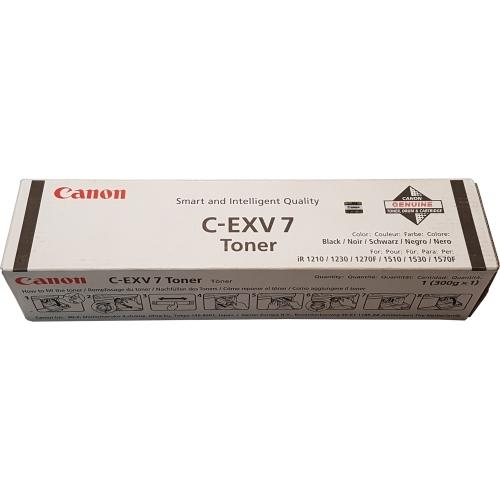 Canon C-EXV7 - Toner czarny (Black)