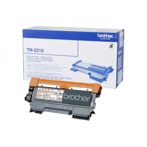 Toner Brother TN2210 Black