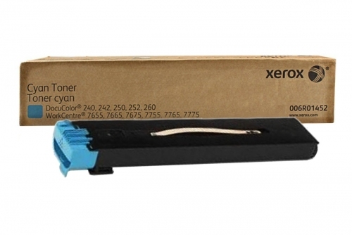 Xerox 006R01452 - Toner błękitny (Cyan) TwinPack