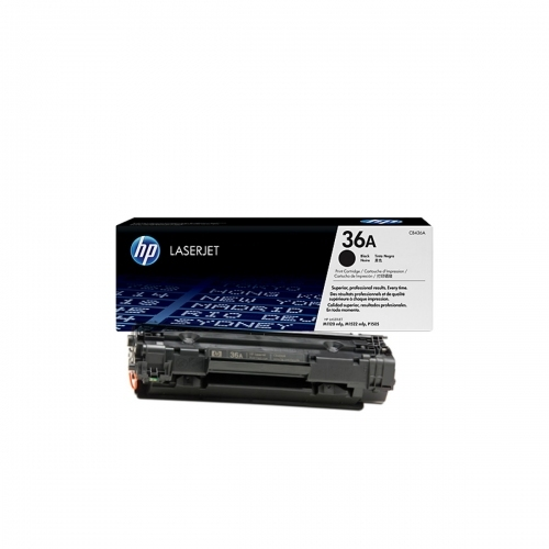 HP CB436A - Toner czarny (black)