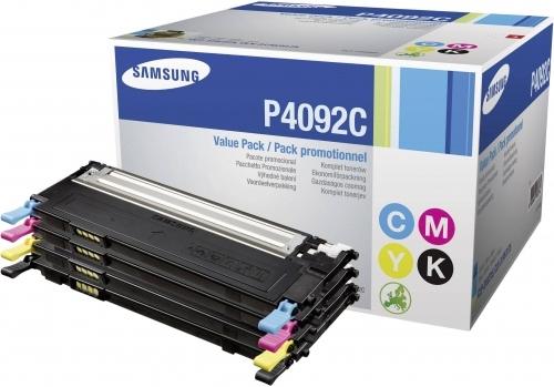 Samsung CLT-P4092C/ELS - Zestaw tonerów CMYK