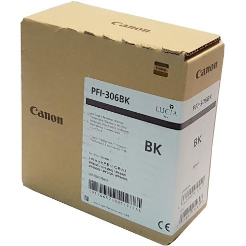 Canon PFI-306 BK - Wkład drukujący czarny (Black)