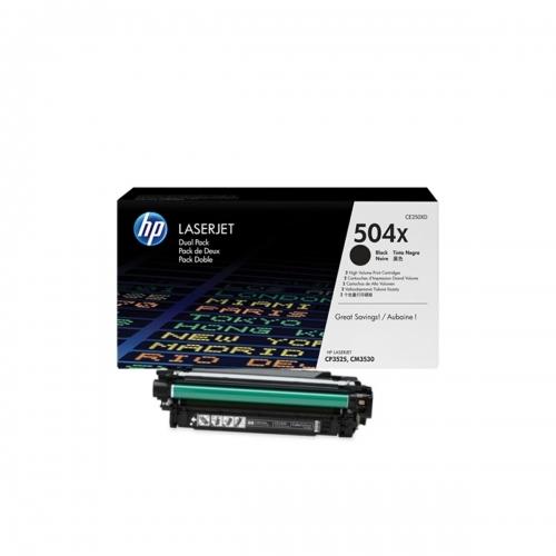 HP CE250XD - Toner czarny (black)