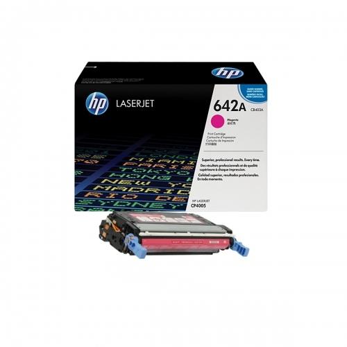 HP CB403A - Toner purpurowy (magenta)