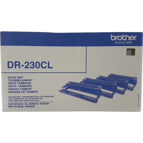 Brother DR230CL - Zestaw 4 bębnów (bez tonera)