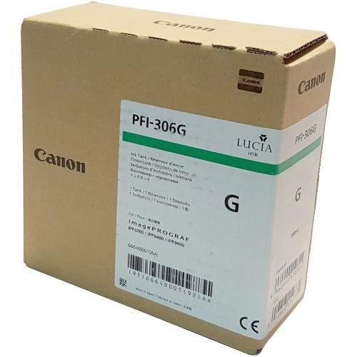 Canon PFI-306 G - Wkład drukujący zielony (Green)