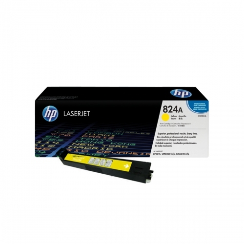 HP CB382A - Toner żółty (yellow)