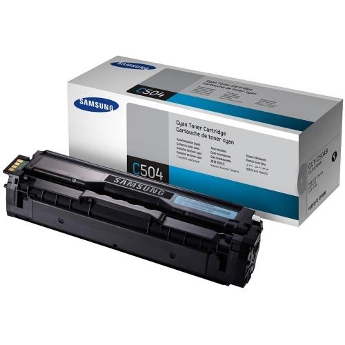 Samsung CLT-C504S/ELS - Toner błękitny (cyan)