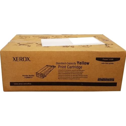 Xerox 113R00721 - Toner żółty (Yellow)