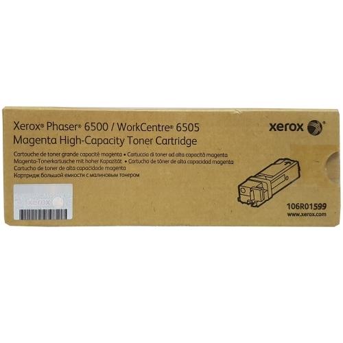 Xerox 106R01599 - Toner purpurowy (Magenta)