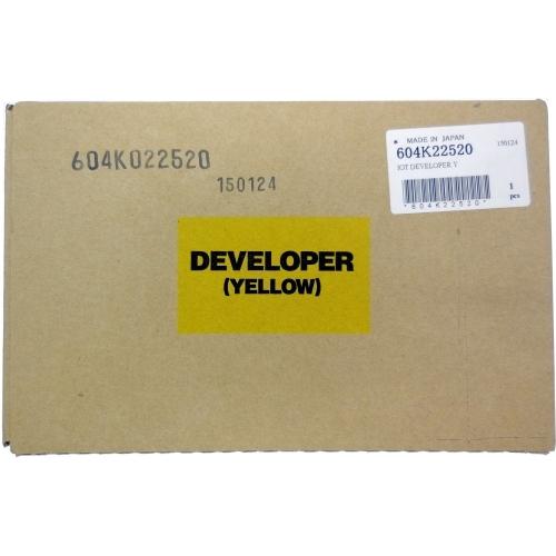 Xerox 604K22520 - DEVELOPER YELLOW