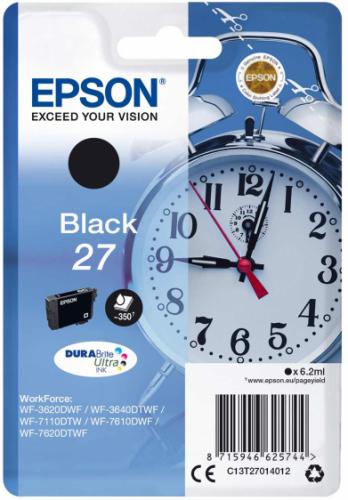 Epson C13T27014010 - Atrament czarny (Black)