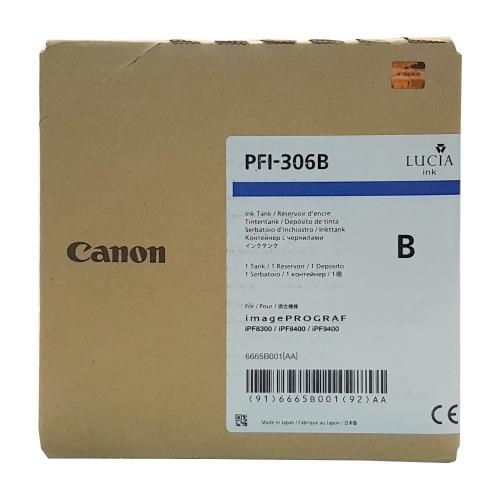 Canon PFI-306 B - Wkład drukujący niebieski (Blue)