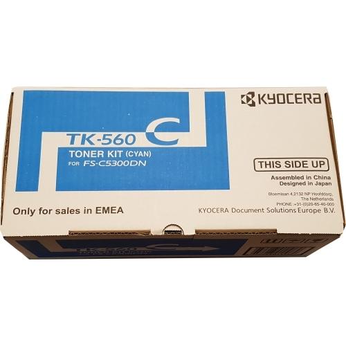 Kyocera TK-560C - Toner błękitny (Cyan)