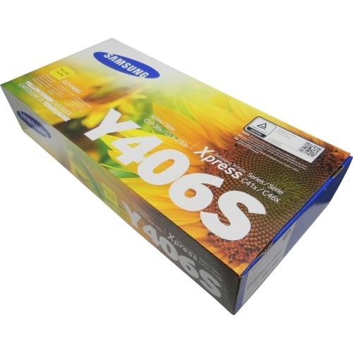 Samsung CLT-Y406S/ELS - Toner żółty (yellow)
