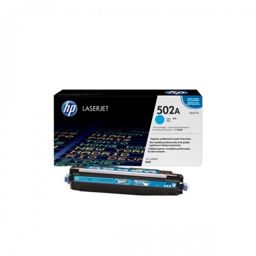 HP Q6471A - Toner błękitny (cyan)