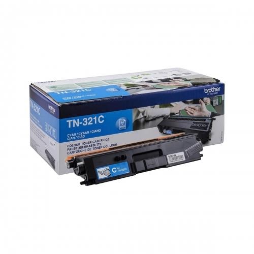 Brother TN321C - Toner błękitny (cyan)