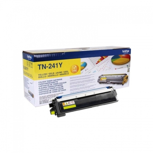 Toner Brother TN241Y - żółty (yellow)