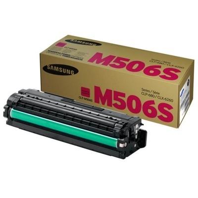 Samsung CLT-M506S - Toner purpurowy (Magenta)