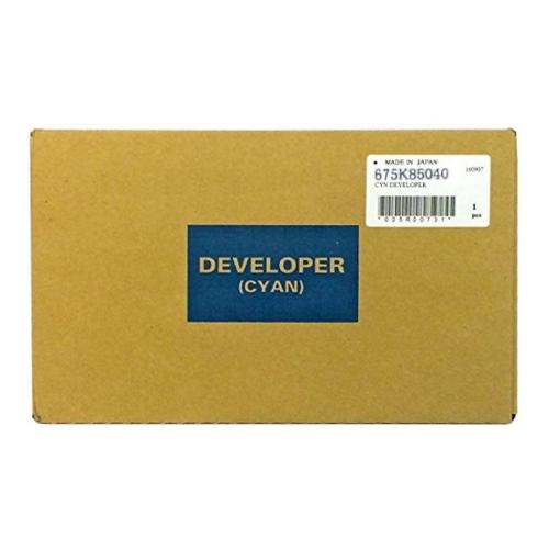 Xerox 675K85040 - DEVELOPER CYAN