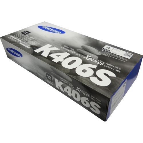 Samsung CLT-K406S/ELS - Toner czarny (black)
