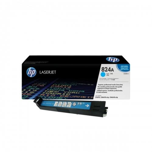HP CB381A - Toner błękitny (cyan)