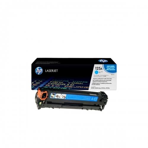 HP CB541A - Toner błękitny (cyan)