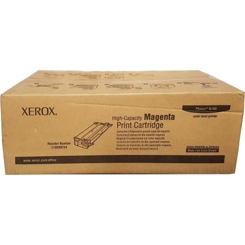 Xerox 113R00724 - Toner purpurowy (Magenta)