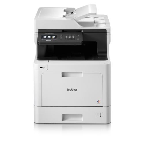 Brother DCP-L8410CDW - Urządzenie Wielofunkcyjne Laserowe Kolorowe bez Faksu